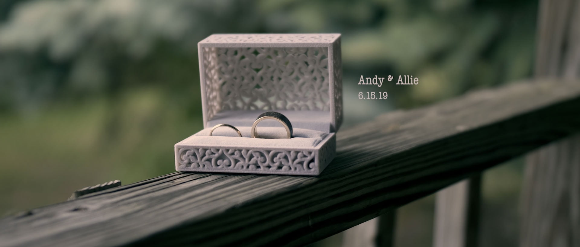 Andy Allie wedding film