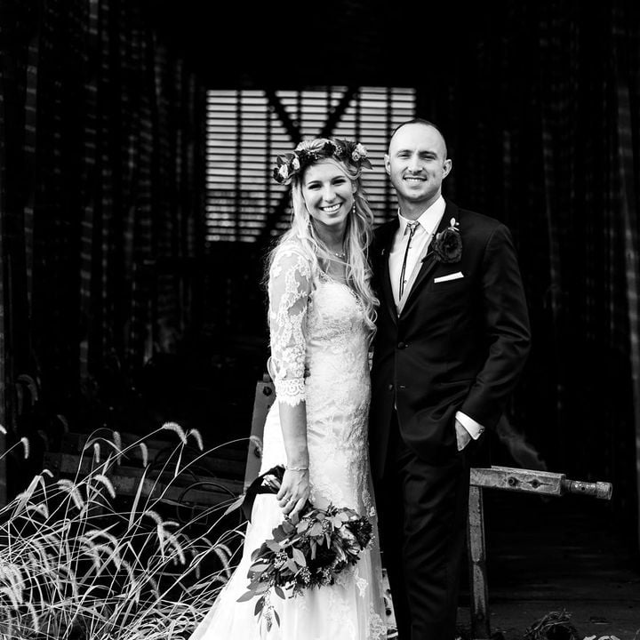 Micah and Kelly - The Best Wedding Video in Ohio   Ohio Wedding Videographer   Wolf House